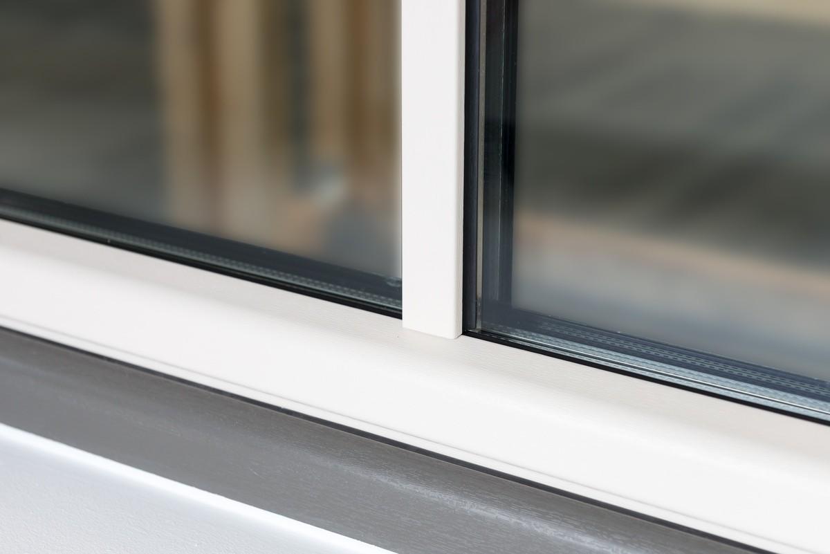 Fenstersprossen - AUFGEKLEBTE SPROSSE