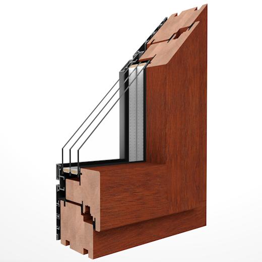 Kiefer-Alu Duoline 68