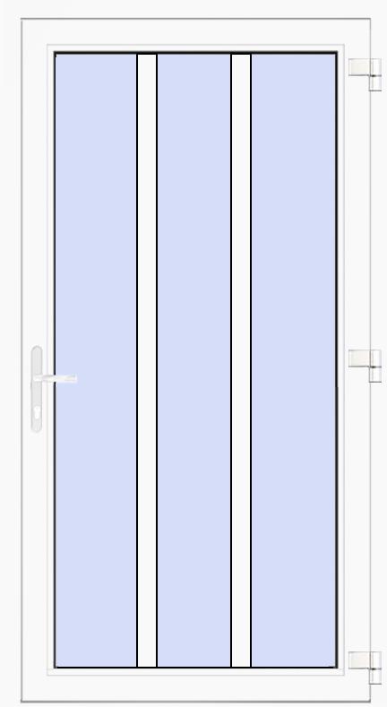 Nebeneingangstür Modell 17