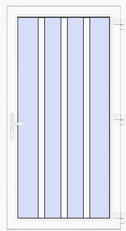 Nebeneingangstür Modell 18
