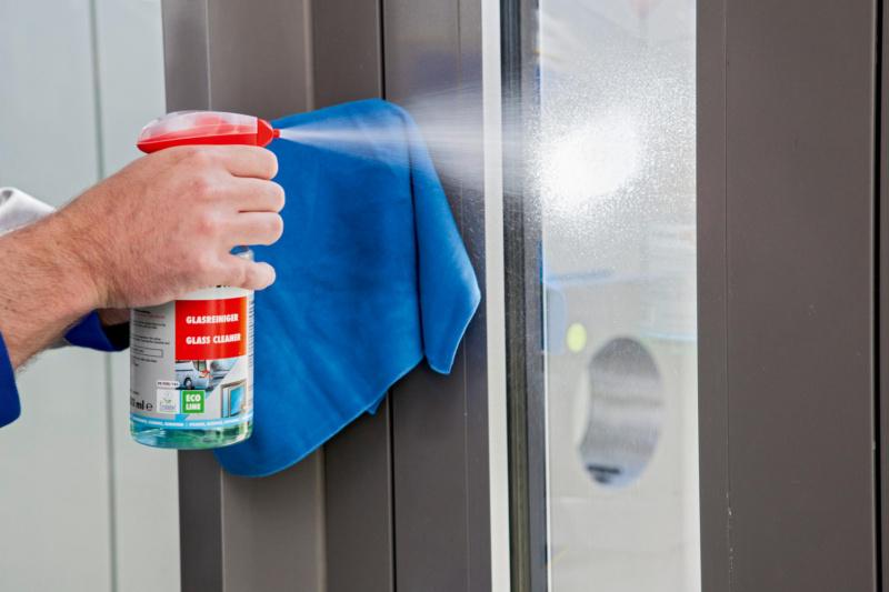 Fensterpflege und Fensterwartung